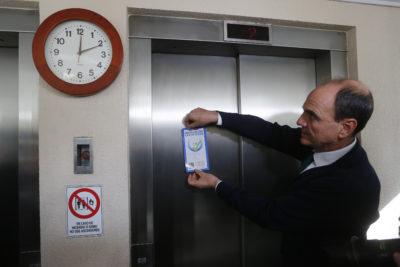 Vivienda lanza campaña para certificar y mantener los 44 mil ascensores del país