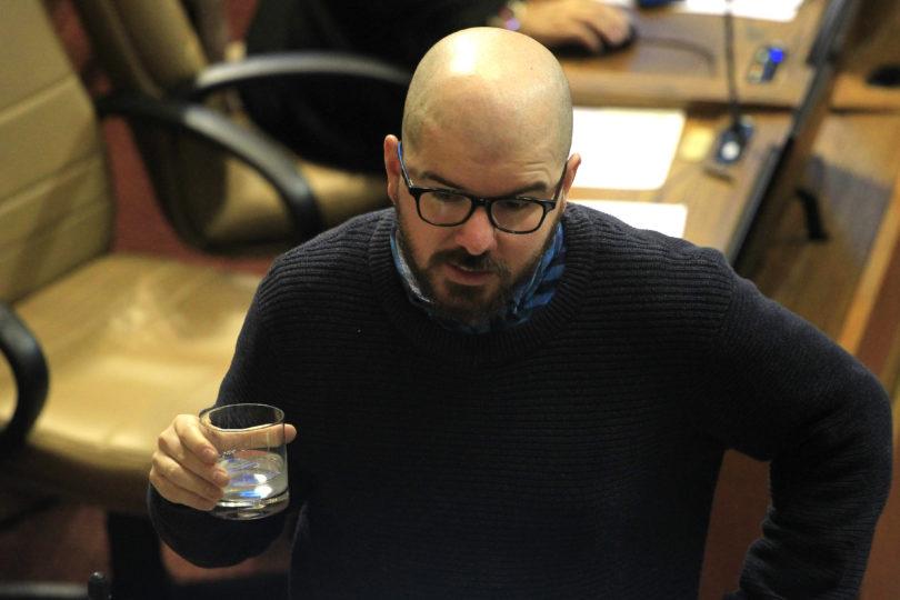 """Giorgio Jackson: """"En el Frente Amplio, sí o sí, queremos disputar la alcaldía de Viña del Mar"""""""
