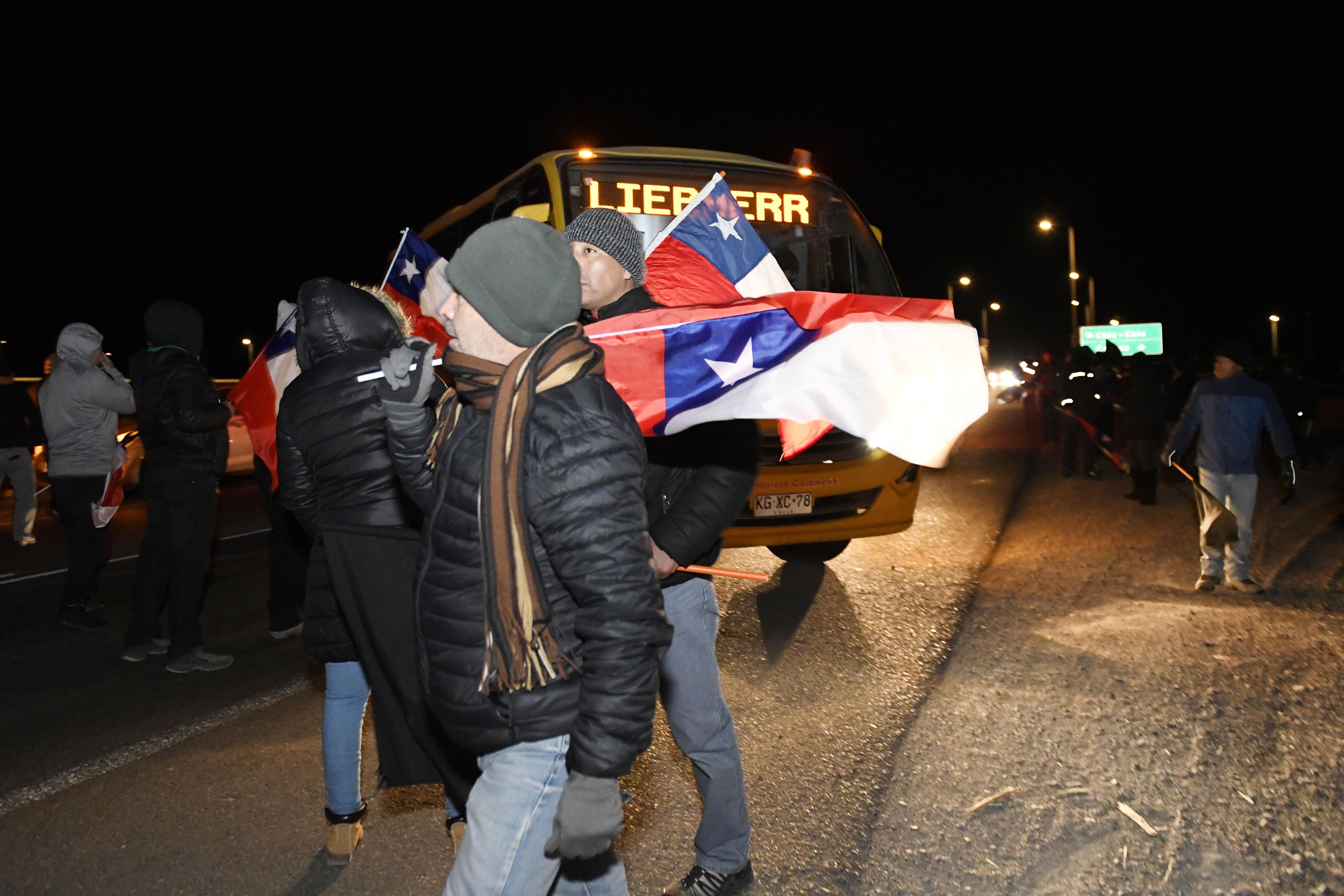 """""""Declaraciones cruzadas en Chuquicamata: Codelco denuncia actos violentos y trabajadores acusan"""