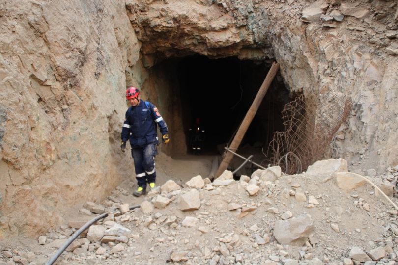 """Hermano de minero atrapado en Tocopilla: """"Ojalá estén los tres bien porque ni eso se sabe"""""""