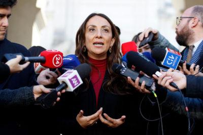 """Gobierno llamó al PS a """"no hacerse los lesos"""" tras denuncias por su elección"""
