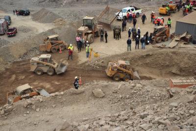 Encuentran cuerpo de minero desaparecido tras derrumbe