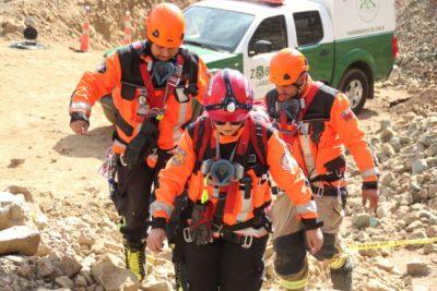 Recuperaron cuerpo de tercer minero atrapado en Tocopilla