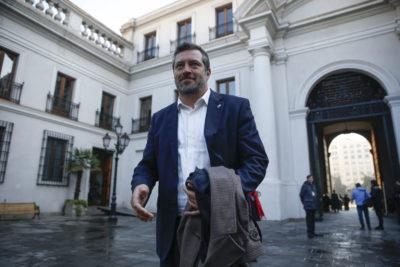 """Sebastián Sichel: """"Prefiero un gobierno de centroderecha que valora la diversidad"""""""