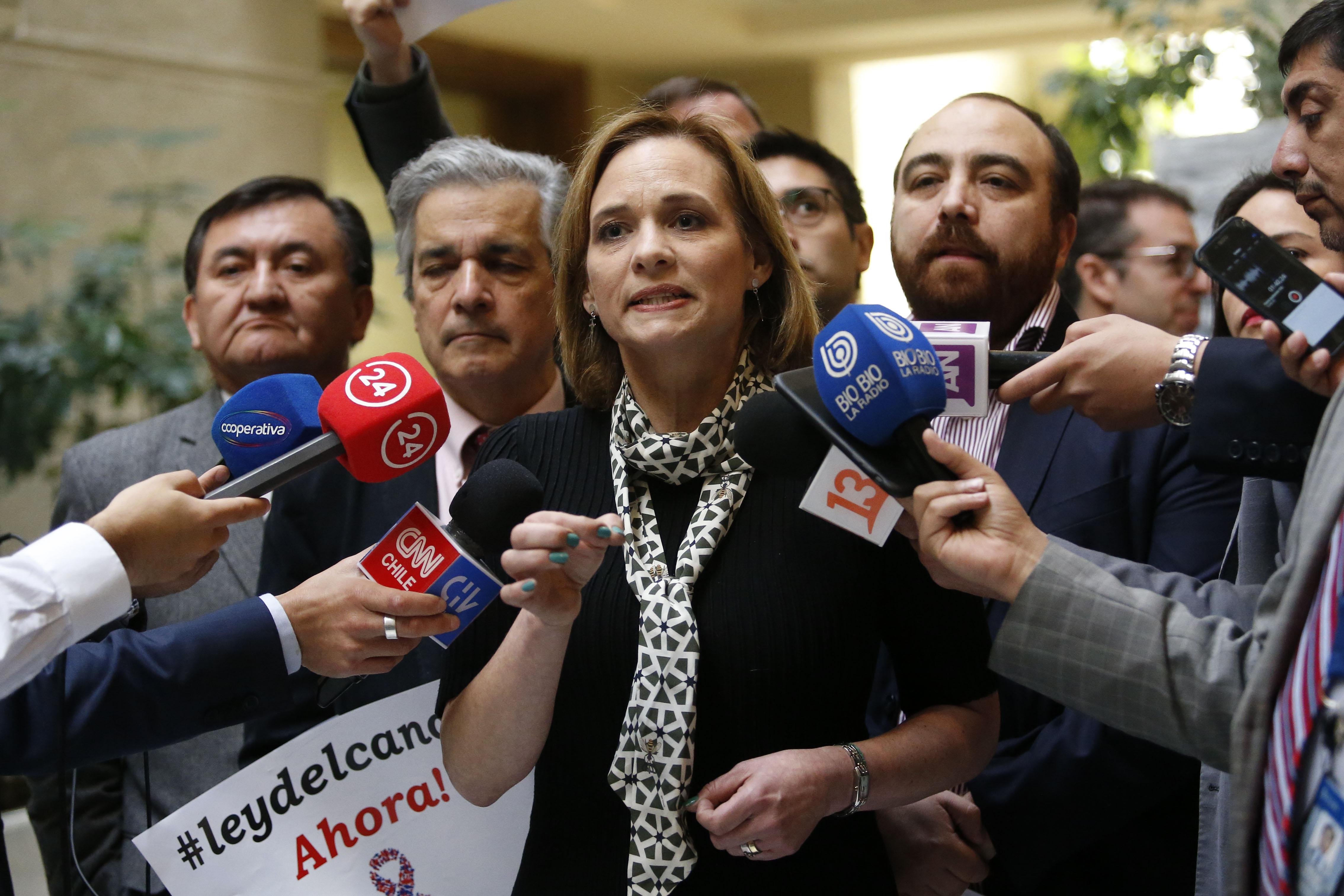 """Goic endurece su tono contra Mañalich por financiamiento a Ley de Cáncer: """"No me extraña, es su tono patronal"""""""