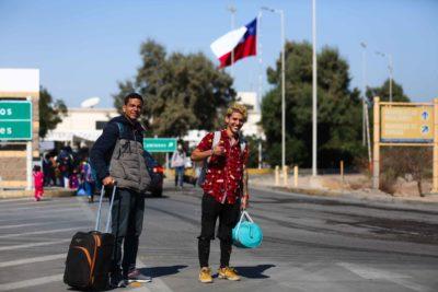 Asesor del Gobierno para Migración dice que se normalizó situación en Chacalluta