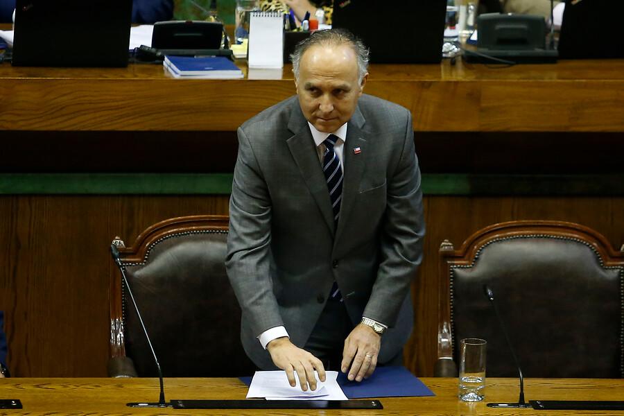 """""""Canciller Teodoro Ribera en la OEA:"""