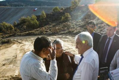 """Piñera por Instituto Nacional: """"No toleramos que pongan en riesgo prestigio y calidad"""""""