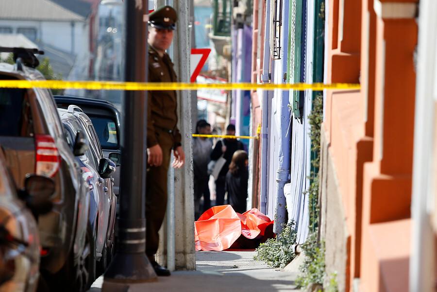 Inseguridad y abandono: cómo es la Zona Roja de Valparaíso