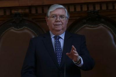 Futuro de los magistrados suspendidos de Rancagua se definirá en dos semanas