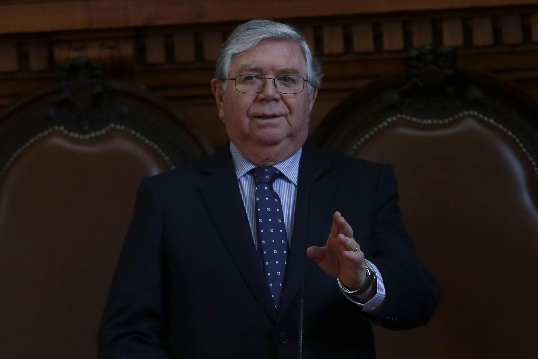 Futuro de jueces de Rancagua se definirá en dos semanas
