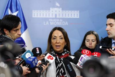 """Vocera y acuerdo con DC por tributaria: """"Chile Vamos concluyó que es positivo"""""""