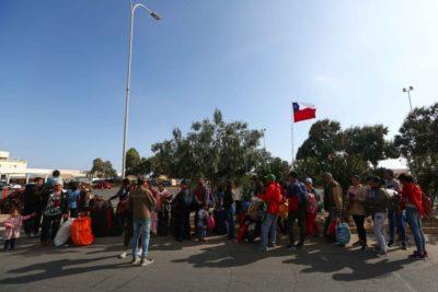 Gobierno: No hay venezolanos en el paso fronterizo de Chacalluta