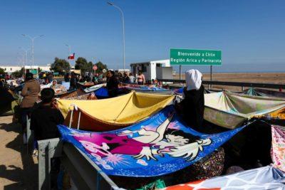 INDH interpuso un recurso de amparo a favor de venezolanos que están en Colchane