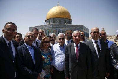 Israel rechaza visita de Piñera a Explanada de las Mezquitas junto a palestinos
