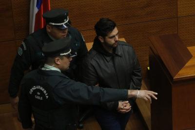 Caso Fernanda Maciel: abogada de Felipe Rojas lo aísla y prohíbe visita de otros defensores