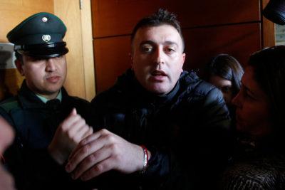"""Mataste a mi hija"": pololo de Fernanda Maciel increpó a único sospechoso"