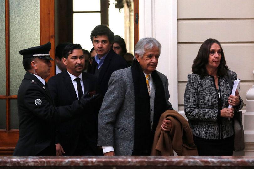 Carlos Cardoen y solicitud de extradición: