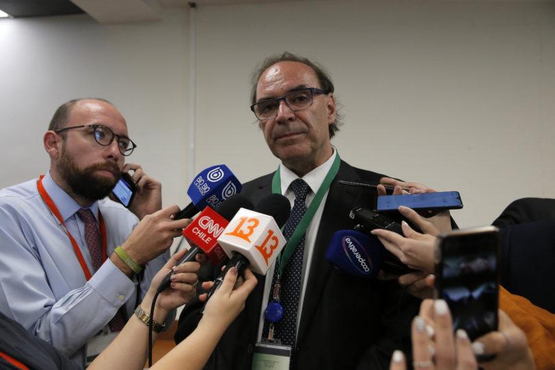 """Embajador en Israel: """"Cancillería desconocía presencia de palestinos en visita"""""""