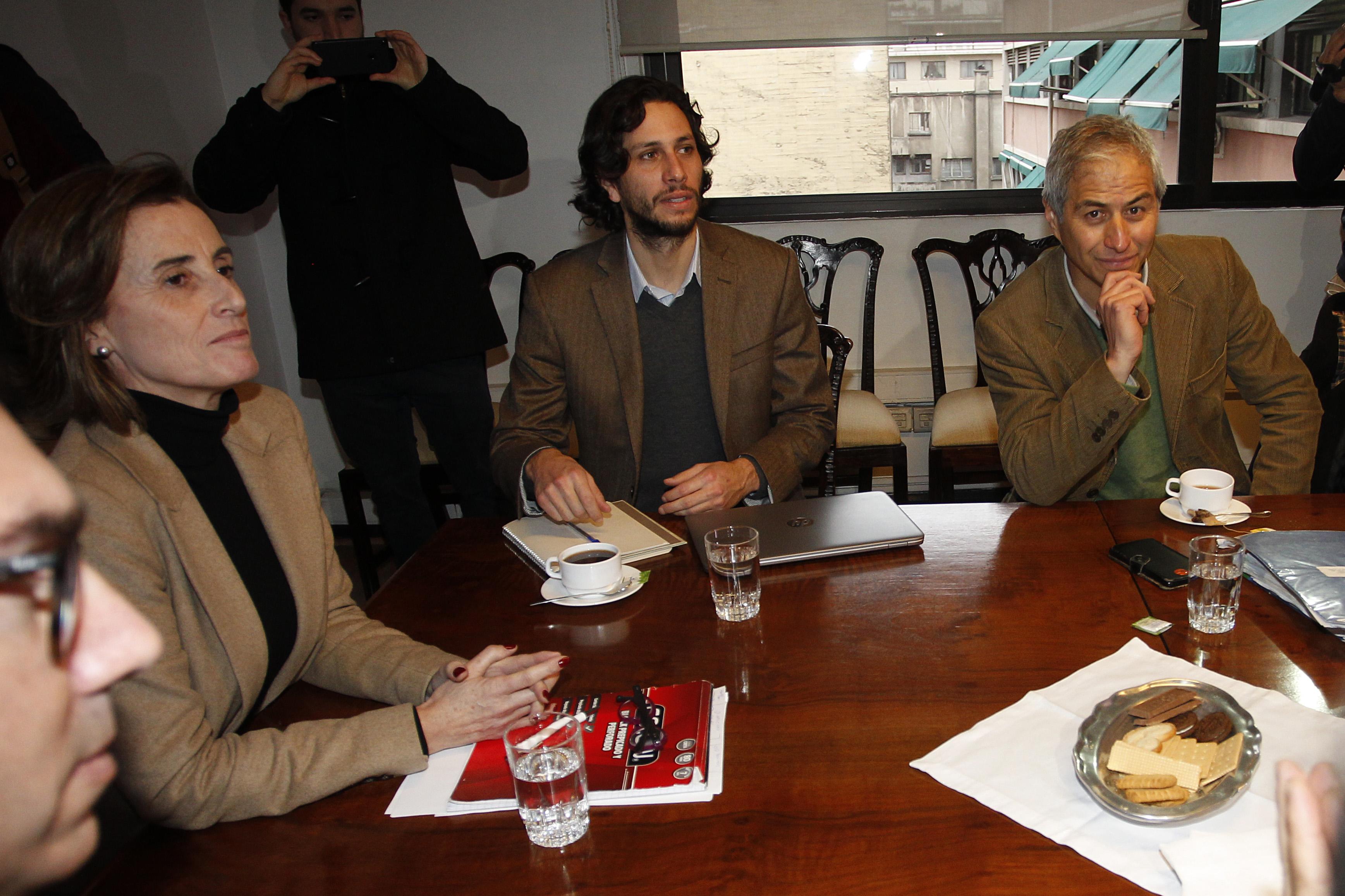 Colegio de Profesores continuará paro tras no llegar a acuerdo con ministra Cubillos