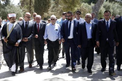 Chile envía carta a Israel por presencia de ministro palestino en actividad