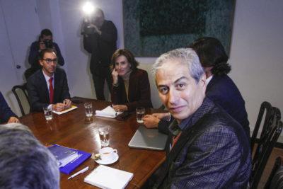 """Colegio de Profesores anuncia """"avances relevantes"""" tras reunión con el Mineduc"""