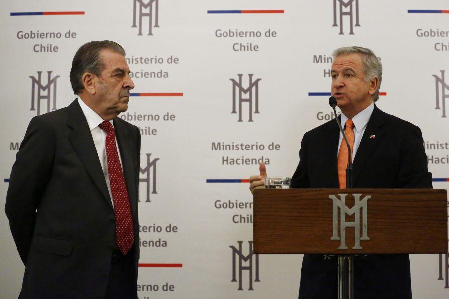 Chile entra al BAII, uno de los principales bancos de infraestructura del mundo