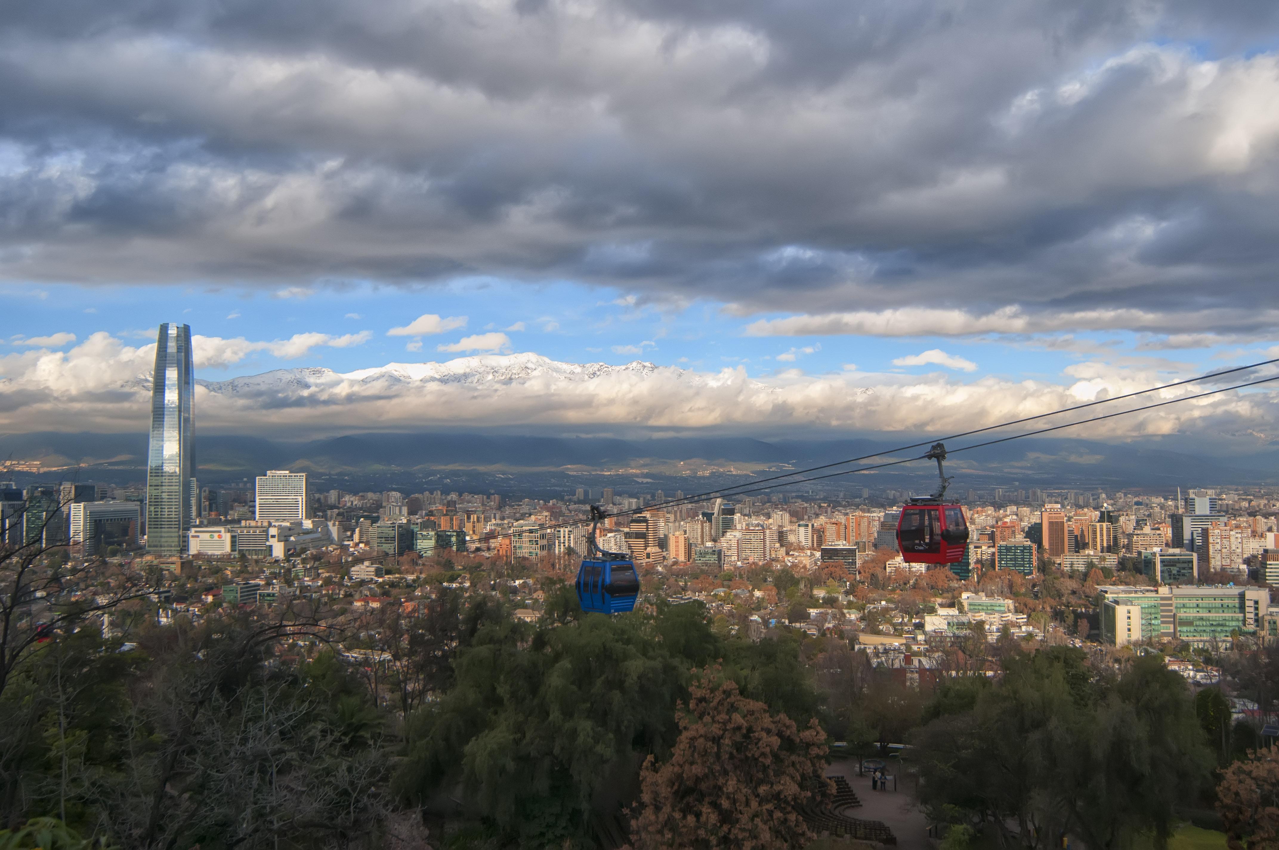 """""""ONU ubica a Santiago entre las ciudades del mundo con mayor riesgo de sufrir desastres naturales"""""""