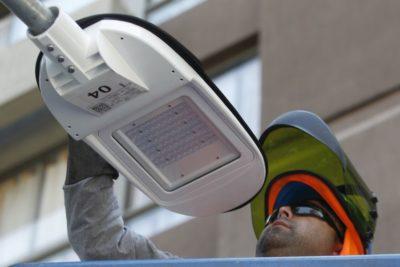 Tres comunas arriesgan multa de más de $588 millones por contaminación lumínica