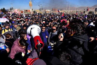 Chuquicamata: Sindicatos rechazaron bono de $14 millones y negociación sigue