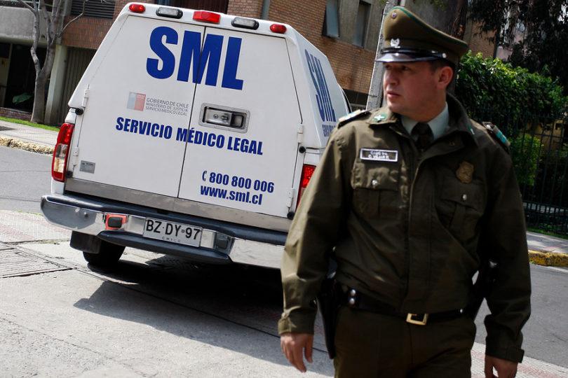 Femicidio en San Joaquín: mujer murió a manos de su esposo, quien se suicidó