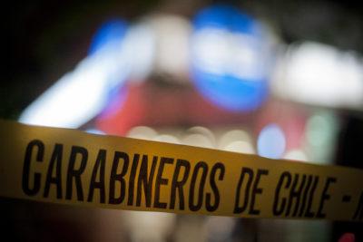 Robo terminó con un dominicano muerto en local del centro de Santiago