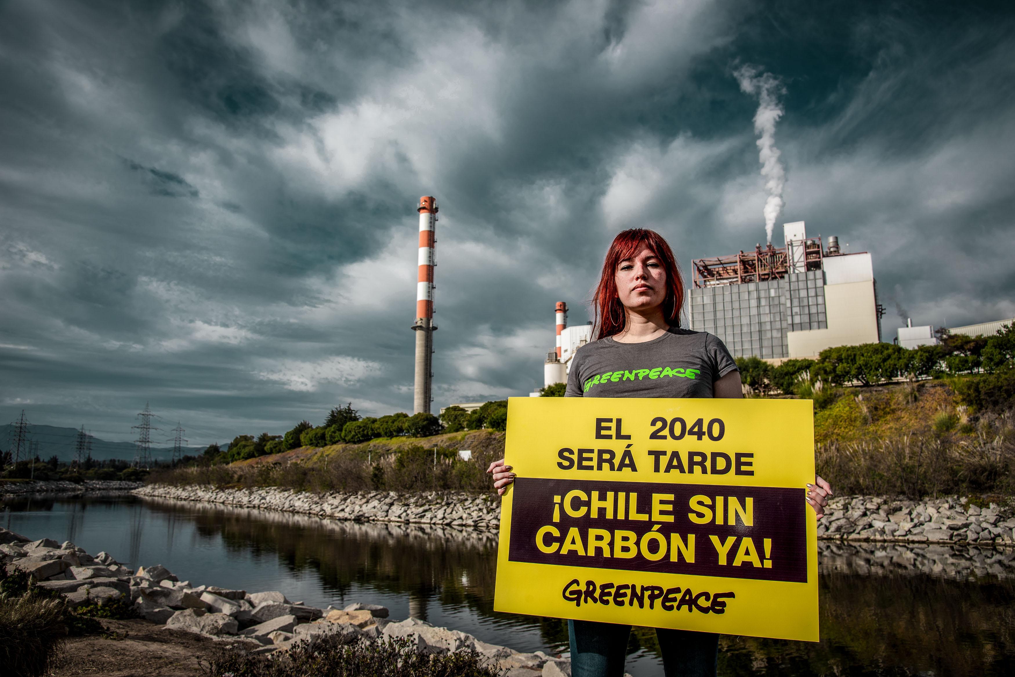 """""""Greenpeace y plan de descarbonización anunciado por el Gobierno:"""