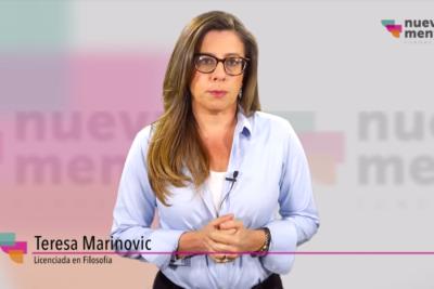 """""""¡Un poco más de temple señora!"""": Tere Marinovic reacciona a la respuesta del Gobierno por campaña contra Hertz"""