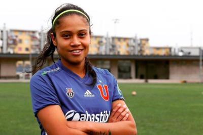 Fernanda Pinilla fue convocada de emergencia para el Mundial de Francia
