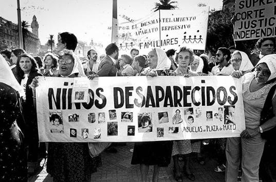 Abuelas de la Plaza de Mayo anuncian el hallazgo del nieto 130
