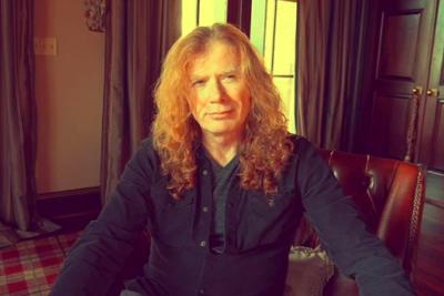 Vocalista de Megadeth fue diagnosticado con cáncer a la garganta y anuncia la cancelación de sus shows