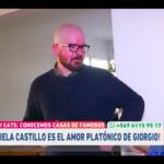 VIDEO |El momento exacto en que Chiqui Aguayo logró sonrojar al diputado Giorgio Jackson