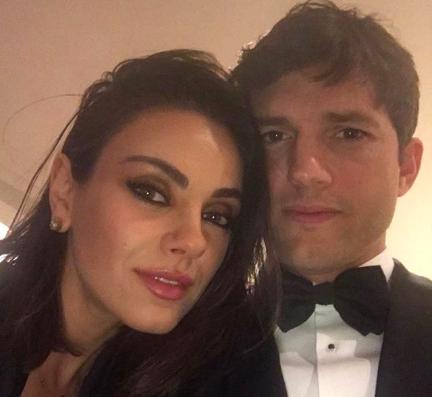 VIDEO |Ashton Kutcher y Mila Kunis despejaron las dudas sobre un posible quiebre con irónica publicación