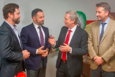 """Kast se reunió con líderes de VOX en España: buscan """"frenar el marxismo cultural"""""""
