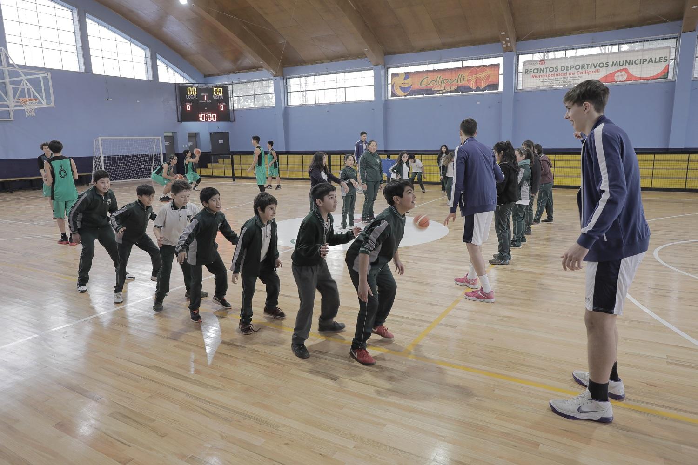 Club Deportivo Universidad Católica impartirá clínicas deportivas en el sur del país