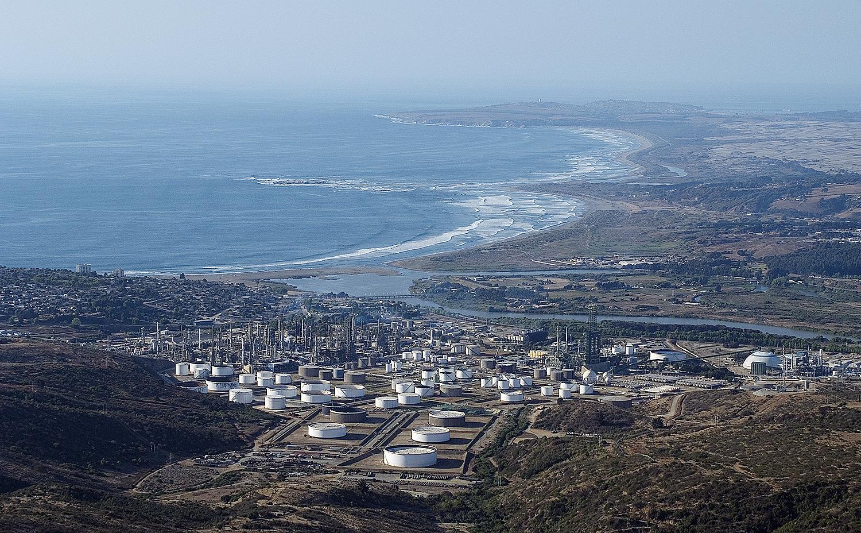 ENAP no continuará con Central Nueva ERA y orienta inversiones a la reducción de emisiones de su refinería