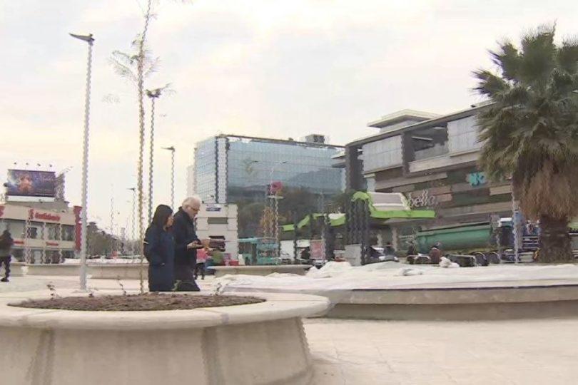 """Metro buscará mejorar la """"hermoseada"""" Plaza Egaña en Ñuñoa"""