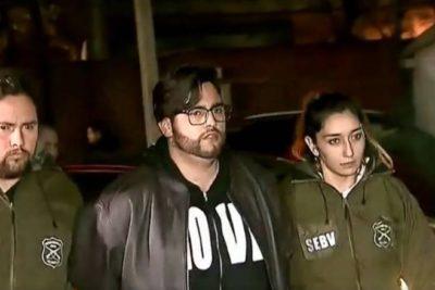 Felipe Rojas aseguró que su incremento de peso no tiene relación con la desaparición de Fernanda Maciel