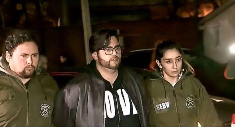 Caso Fernanda Maciel: ex polola de Felipe Rojas lo delató ante la policía