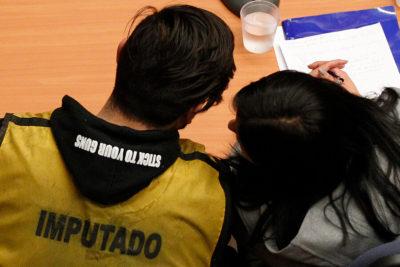 Caso Fernanda Maciel: decretan prisión preventiva para Felipe Rojas