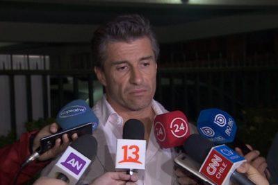 Carabineros detiene a sospechoso de portonazo a Fernando Solabarrieta en Providencia