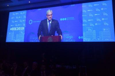 """Presidente Piñera: """"Estamos trabajando para una integración energética total entre Colombia, Ecuador, Perú, Chile y Argentina"""""""