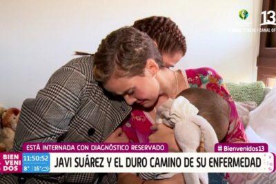 VIDEO | Su esposo y Pedrito Milagros: las palabras de Javiera Suárez en una de sus últimas entrevistas