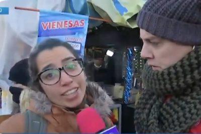 """Viñuela llegó a """"estudiar"""" sobre el TPP-11 tras ser criticado en vivo por entrevistada"""